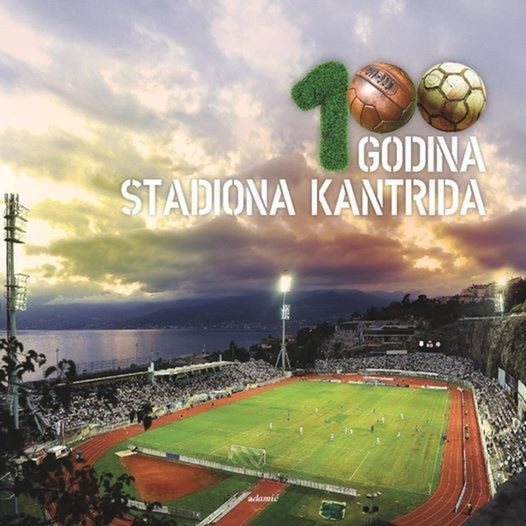 100 GODINA STADIONA KANTRIDA - RASPRODANO