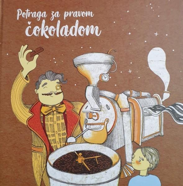 Andrijana Grgičević, Maja Biondić: POTRAGA za pravom čokoladom