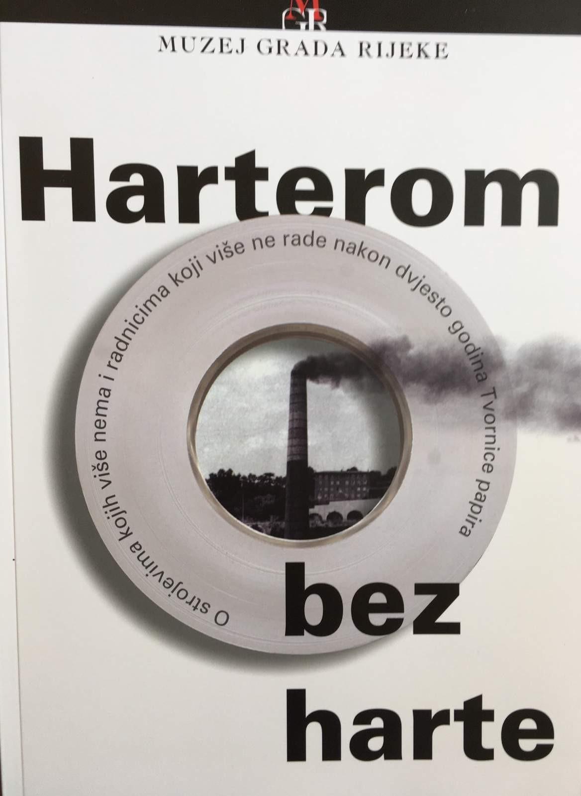 Kristina Pandža: HARTEROM BEZ HARTE