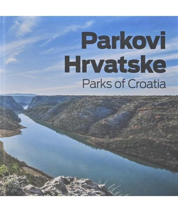 Grupa autora: PARKOVI HRVATSKE / Parks of Croatia