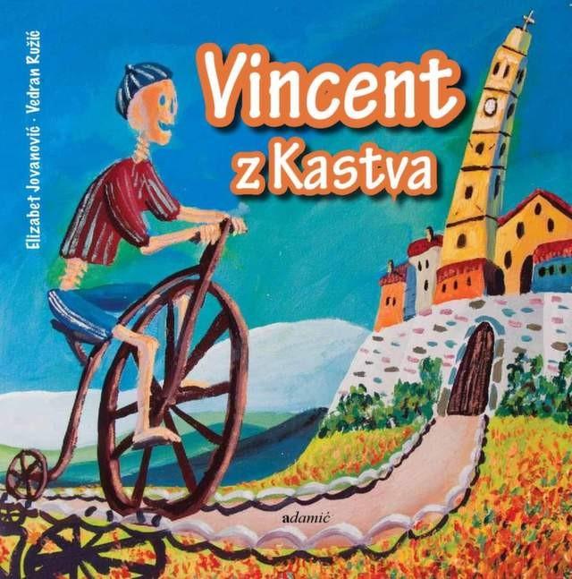 E. Jovanović - V. Ružić: VINCENT Z KASTVA